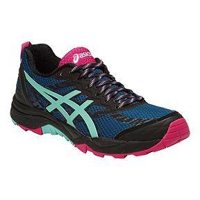 Asics Gel-Fuji Trabuco 5 Women's Trail-Running Shoes (40)