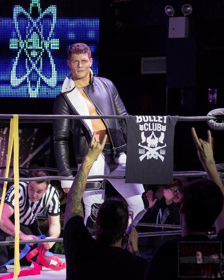 The American Nightmare: Cody Rhodes Bullet Club!!