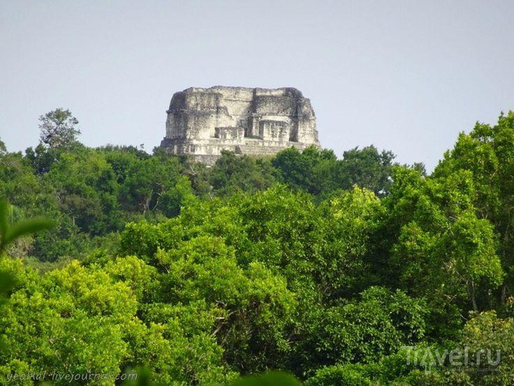 Mundo Maya. Гватемала. Йашха - город зеленой воды
