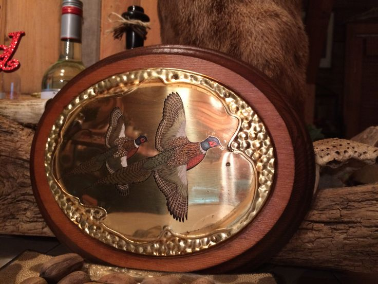 Pheasant Wall Hanging, Upland Hunting Picture, Pheasant Wall Hanging, Pheasant Decor, Country Home Decor, Plantation Decor, Wing Shooting by BuddyJacksDawgHouse on Etsy https://www.etsy.com/listing/259069143/pheasant-wall-hanging-upland-hunting