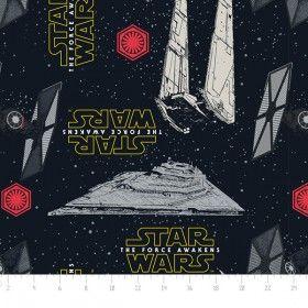 Star Wars Episode 7 Villain Ships
