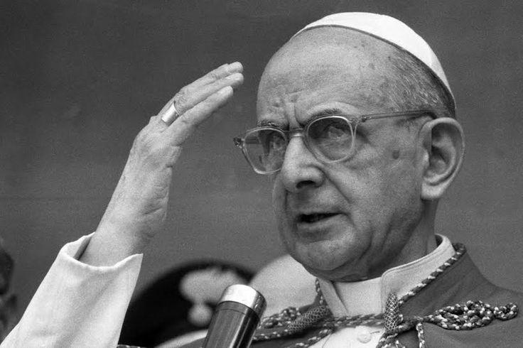 NOVIAZGO y MATRIMONIO: La lección sobre el matrimonio de Pablo VI
