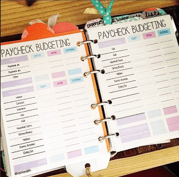 27 best life books and reading the thrifty entertainment and i have made yet another budgeting printable the monthly one was too hard for me fandeluxe Choice Image