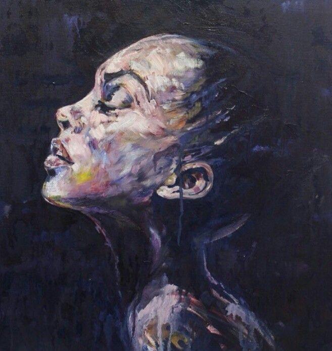 Luce 60x60 oil on canvas  #mariodigennaro #arte#mario#digennaro#luce
