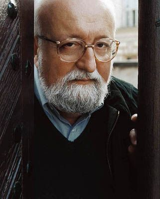 "Krzysztof Penderecki  He is a ""doctor honoris causa"" at several universities…"