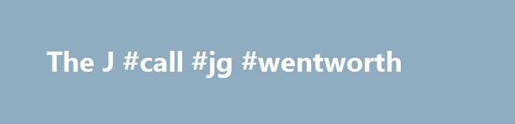 """The J #call #jg #wentworth http://missouri.nef2.com/the-j-call-jg-wentworth/  # The J.G. Wentworth Company® Fourth Quarter and Fiscal Year 2015 Financial Results Conference Call March 01, 2016 02:32 PM Eastern Standard Time RADNOR, Pa.–( BUSINESS WIRE )–The J.G. Wentworth Company® (""""J.G. Wentworth"""" or the """"Company"""")(NYSE: JGW), a diversified consumer financial services company, today announced that CEO and Director Stewart A. Stockdale will host a conference call on Tuesday March 8, 2016, at…"""