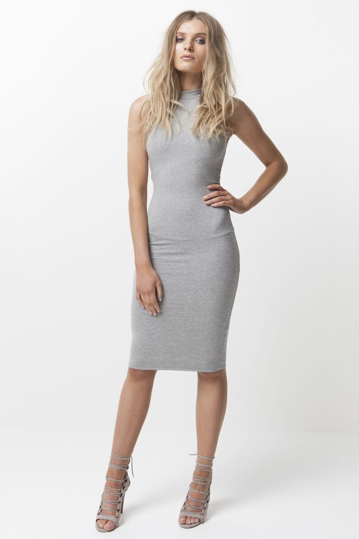 MOSSMAN | Me And Miss West Sleeveless Dress