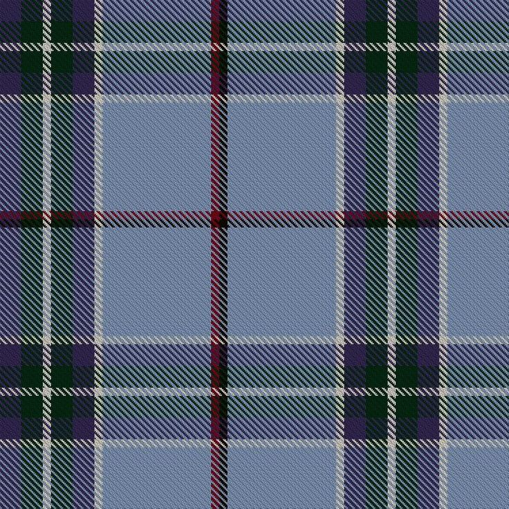 ~+~+~ World Peace Tartan ~+~+~   was created to promote a global message of peace. The base colour is light blue, which is representative of the presence, hope and potential of the United Nations. Scotland is represented at the heart of this enterprise through the purple and green of the Scottish thistle. The red and black in the design represent and remind us of the realities of war and violence. The white running through the pattern provides a counterbalance, a symbol of peace and light.