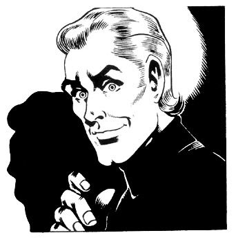 Magnus- Alan Ford