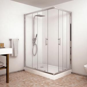 Ett badrum som fastnat i 70-talet - Projekt av kakel och rum