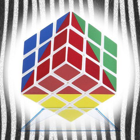 IQCUBES - Ultimate 4-Color Diagonal Matrix IQ Cube (http://www.iqcubes.com/ultimate-4-color-diagonal-matrix-iq-cube/)