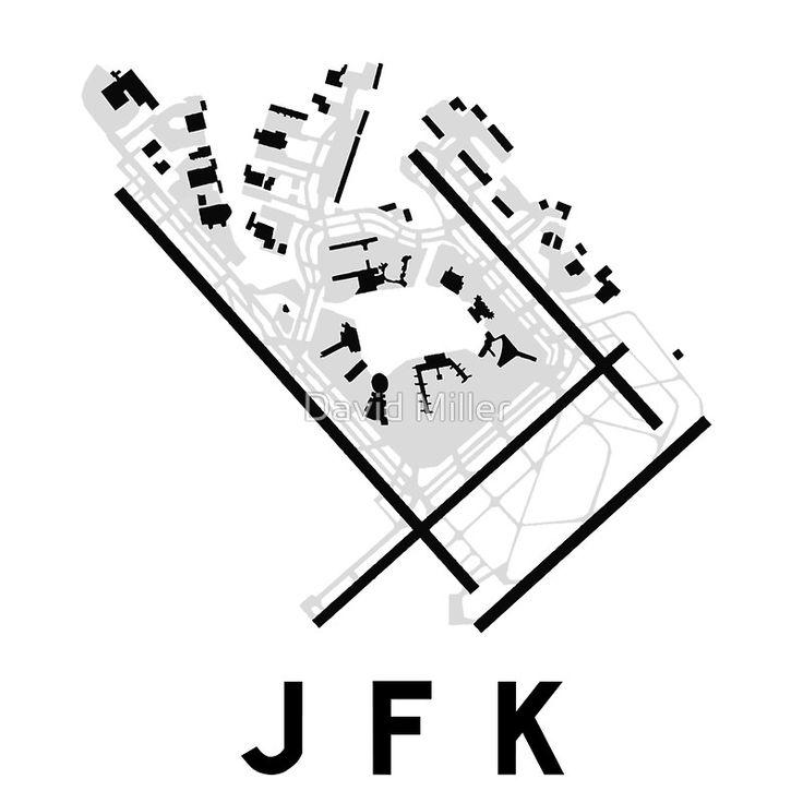 Jfk Airport Runway Diagram