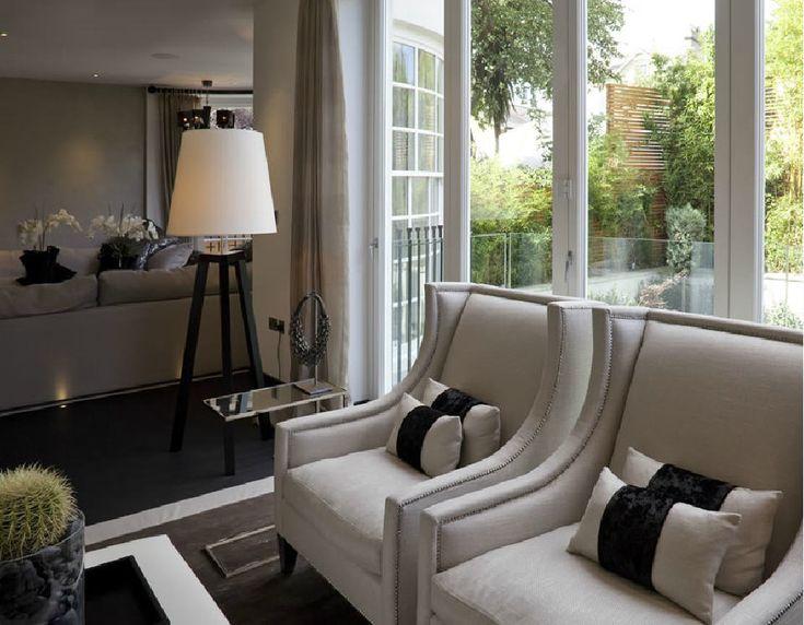 Kelly hoppen living room in my place pinterest - Kelly hoppen living room interiors ...
