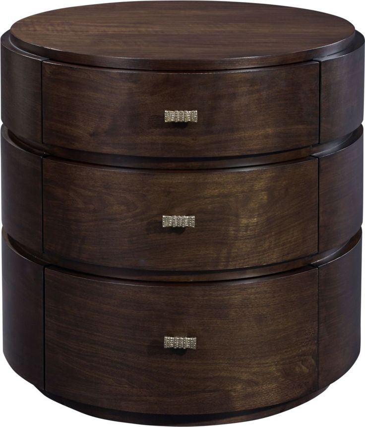 Andrew Round End Table Find out about this and other well-crafted Thomasville furniture when you visit your nearest Thomasville retailer. There, our designers will help you realize the perfect home that you've always imagined.