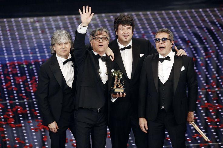 (KIKA) - SANREMO - Una vittoria al Festival di Sanremo è il degno coronamento di una carriera che dura da quasi quarant'anni. Ma in conferenza stampa gli Stadio, vincitori con Un giorno mi dirai e insieme dal 1977, più che di Sanremo hanno parlato di San… Valentino, la festa degli innamorati. E anche