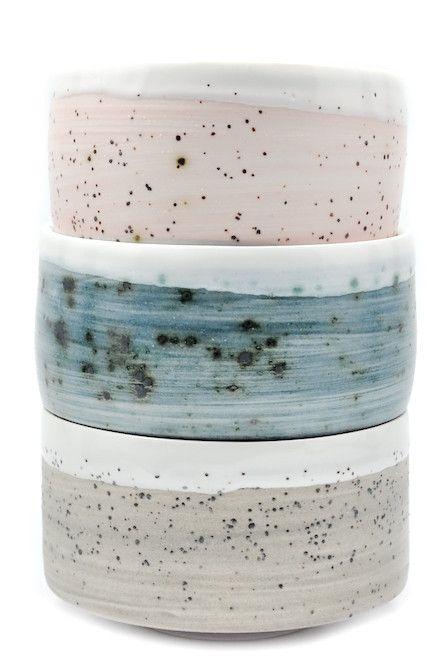 Noted, AVL: I adore his ceramic pieces. [Ben Fiess Tea Bowl]