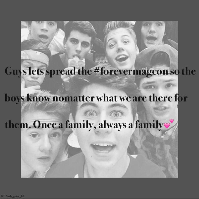 #repost PUT THIS ON EVERY MAGCON BOARD YOU GUYS HAVE PLEASE