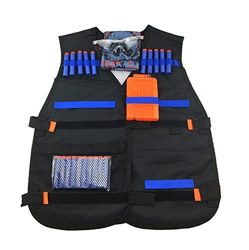 Awesome Top 10 Best Nerf Tactical Vests - Top Reviews