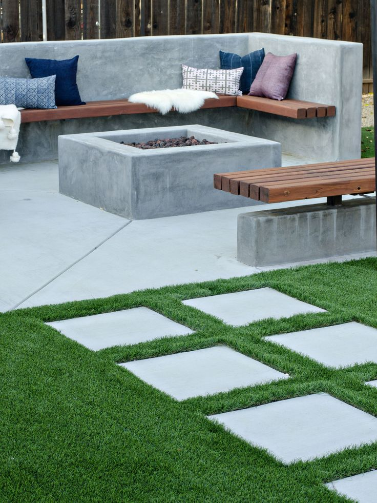 Modern California Backyard Patio Reveal | brittanyMakes