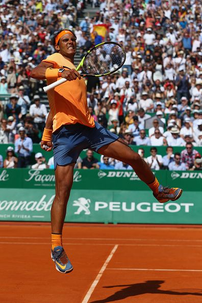 World number five Rafael Nadal reached his 100th career final, beating Andy Murray 2-6, 6-4, 6-2 this afternoon in the semifinals of the Monte-Carlo Rolex Master. Murray broke twice to take the ope…