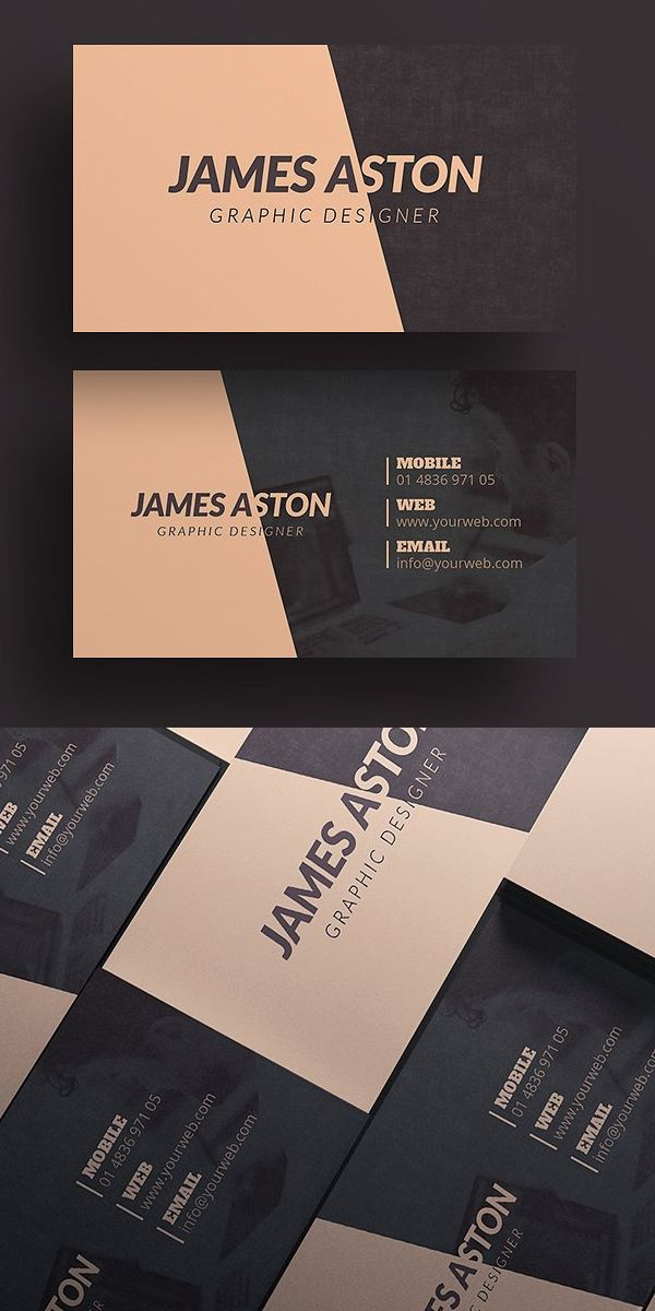 32 best business cards images on pinterest business card design modern business card design reheart Choice Image