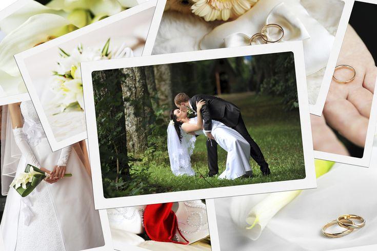 結婚式会場を幸せ全開モードに!二人の写真を素敵に飾るおすすめアイデア7選