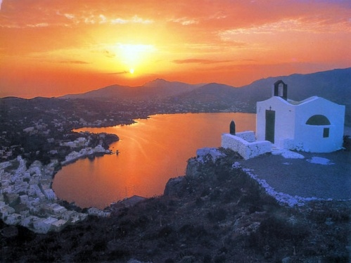 #Leros #Dodecanese #Greece #sunset