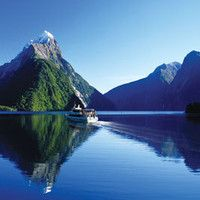Explore Milford Sound and see why it has earned the reputation as one of the world's most spectacular fiords. Located north-west of Queensto...