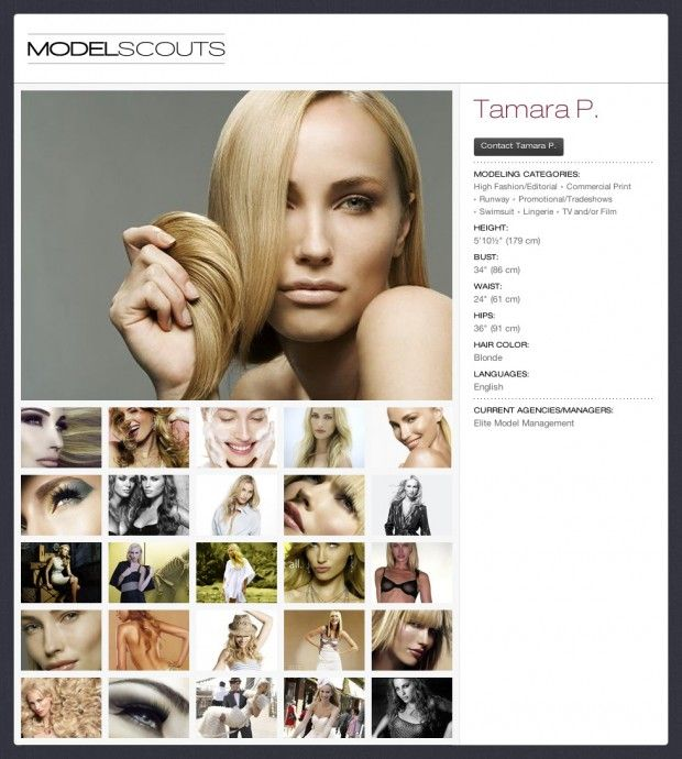 42 best Fashion Industry Must Sees images on Pinterest - how to make a modeling resume