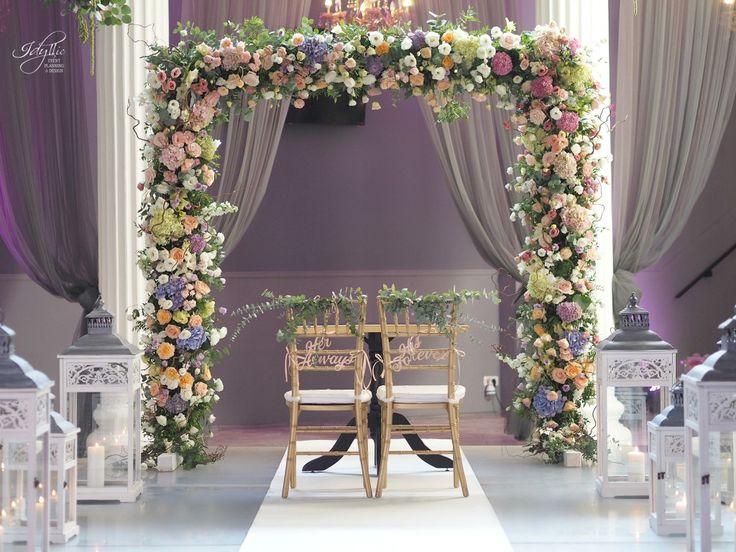 ceremony decor | ceremony flowers | decor ceremonie | design eveniment | aranjamente florale #wedding #flowers #eventdesign #ceremony #romania