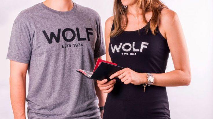Summer competition - Wolf Est. 1834 - T-shirts and passport holder   Industry News   WorldTempus