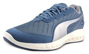 Puma Ignite Ultimate Men Round Toe Synthetic Gray Running Shoe.