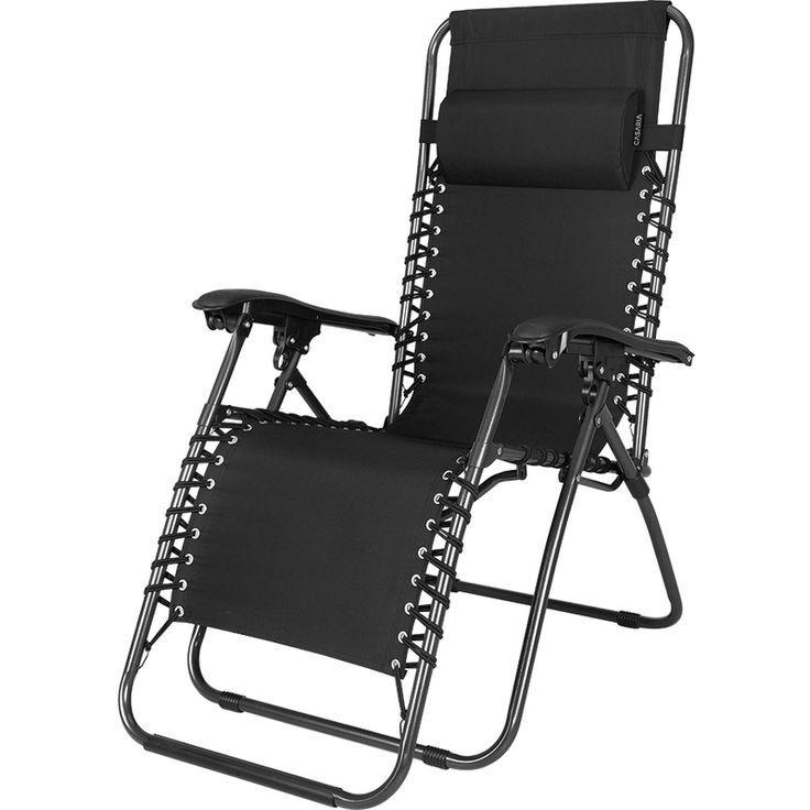 Chaise Longue De Jardin Chaise De Camping Transat Metal Et Toile