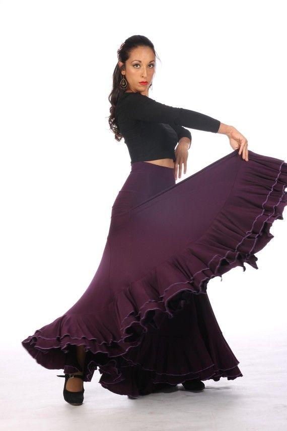 beautiful flamenco skirt