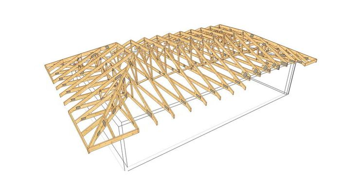 Hip Roof Truss Google Search Design Amp Build Our Home