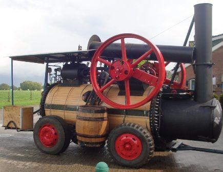Machineregister Locomobielen