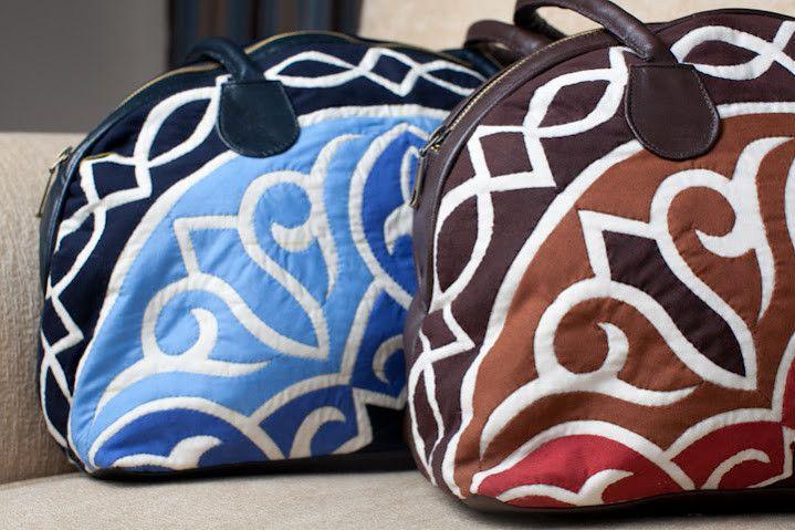 The Sahara Leather Bag