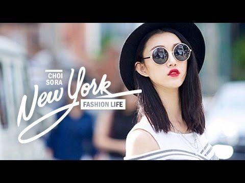 Model Sora's New York Fashion Life 3rd - 도수코 모델 최소라의 뉴욕 패션 라이프 3화