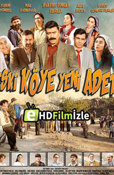 Eski Köye Yeni Adet Full Izle Yerli Türk Komedi Filmleri