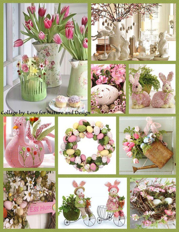 Easter ~ love for nature and design