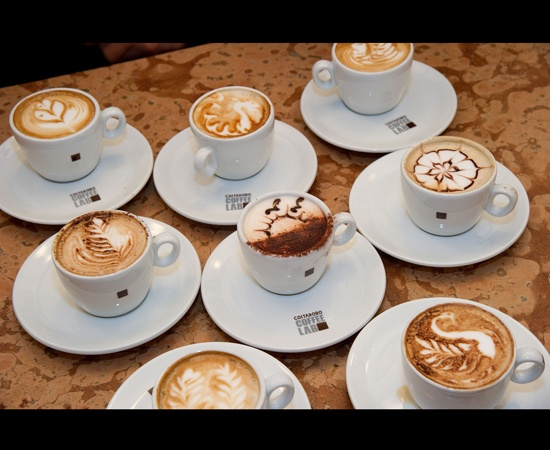Cappuccino Fantasia
