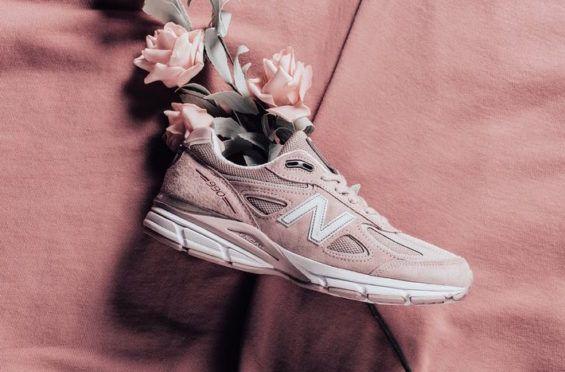 new balance 990 femme rose