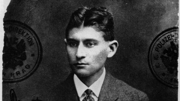 Cafe Gradiva: Kafka si fetita