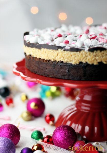 Många fantastiska tårtor av sockerrus