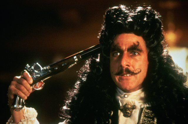 Don't try and stop me Smee.  Try and stop me Smee. Dustin Hoffman in Hook (1991)