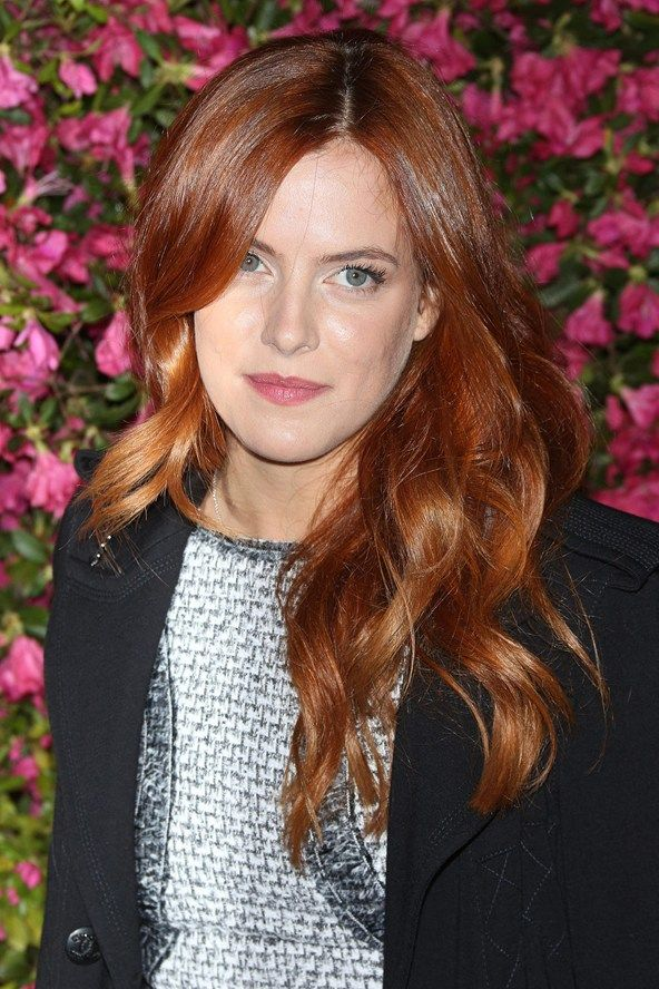 balayage on red hair - Google Search