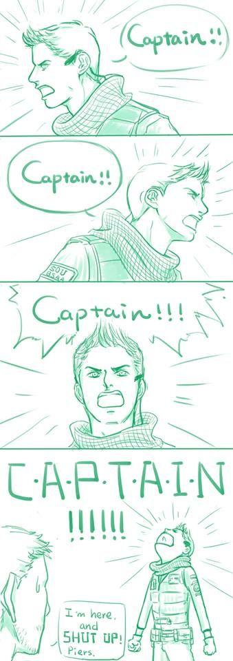 Captain!