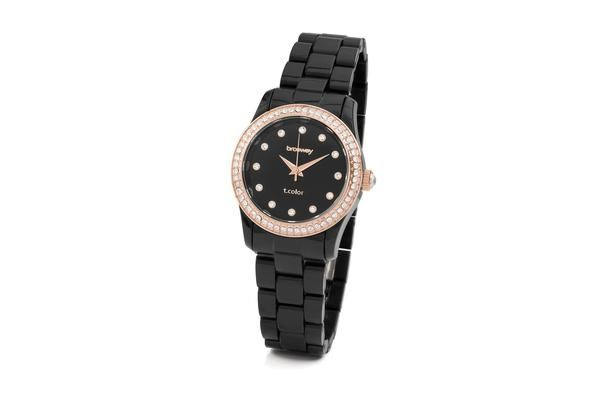 #WATCHES  #TCOLOR MINI #Brosway Blanck con ghiera in pvd oro rosa € 59.00