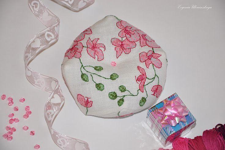 Wonderland: Розовые орхидеи