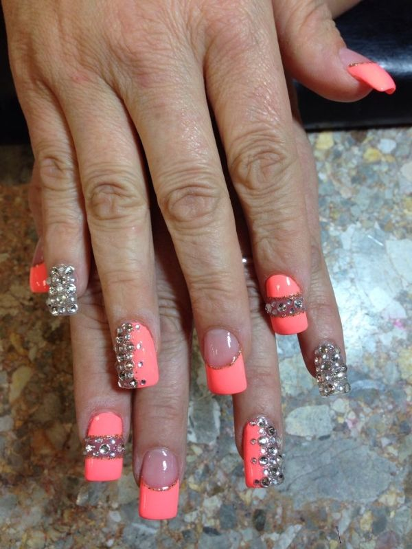 16 best Nail Manicure images on Pinterest   Acrylic nail designs ...